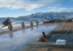 Amangani, Jackson, Wyoming - It's all peace all the time at this all suite resort where western hospitality complements Eastern simplicity.