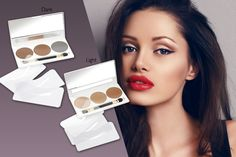 I just bought Semi-Perm Brow Kit - 2 Colours! (now £8) via @wowcher