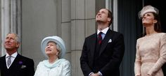 Jubilation and the biggest cheer of her reign for the nation's favourite grandma - Picture 9