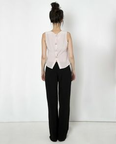 Blusa crepe.  www.posacollection.com