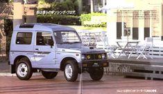 スズキ 1986 ジムニー(JA71型)