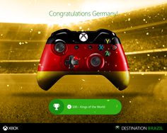 Xbox UK #WorldCup