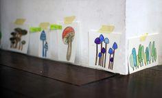 baseboard art gallery?