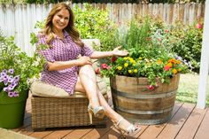 DIY Mosquito Repelling Container Garden - Home & Family - Video  | Hallmark Channel