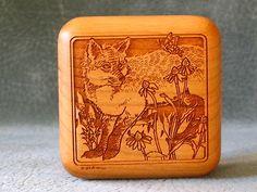 Wood Badge Fox Pin - Woggle Woodbadge • £2.10 - PicClick UK