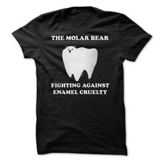 The Molar Bear T Shirt, Hoodie, Sweatshirt
