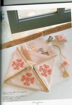 (1) Gallery.ru / Фото #15 - Hardanger Embroidery(япония) - Orlanda