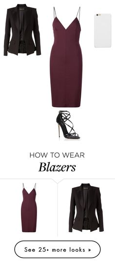 """""""Sans titre #6157"""" by ghilini-l-roquecoquille on Polyvore featuring T By Alexander Wang, Dolce&Gabbana and Alexandre Vauthier"""