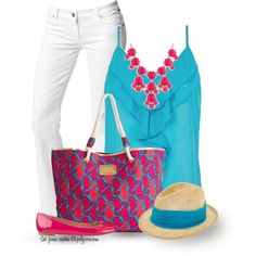 A fashion look from July 2013 featuring BKE tops, Citizens of Humanity jeans y Nine West flats. Browse and shop related looks.