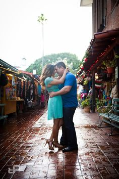 engagement photos downtown los angeles olvera street - Google Search