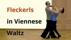 Natural and Reverse Fleckerls in Viennese Waltz | Ballroom Dance - YouTube