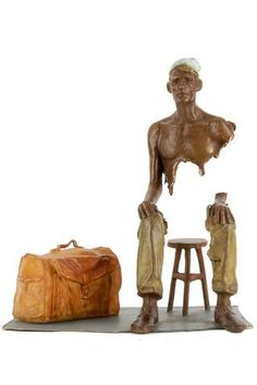 The Missing Pieces – Sculpture of Bruno Catalano