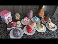 Hoppy Easter, Easter Eggs, Bolos Cake Boss, Chocolate Sculptures, Barbie, Easter Chocolate, Cupcakes, Easter Recipes, Fondant