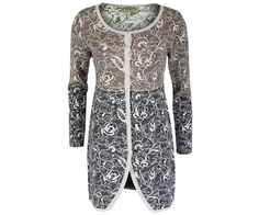 Sorgenfri Sylt Strickmantel Grace shadow Shabby Chic, Sweaters, Fashion, Cottage Chic, Cast On Knitting, Moda, Fashion Styles, Fasion, Sweater