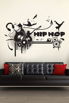 Wall Decals is wall art!