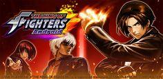 The King of Fighters já está disponível para dispositivos Android