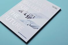 HYUNDAI ELEVATOR Annual Report 2017-2018   IM creative Annual Report Layout, Annual Report Covers, Annual Reports, Brochure Layout, Brochure Design, Branding Design, Graphic Design Resume, Booklet Design, Newspaper Design
