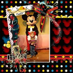 Danica_with_Mickey