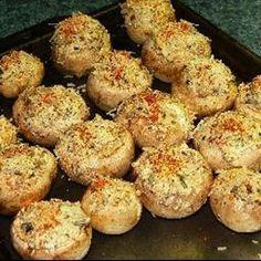 Stuffed Mushrooms on BigOven: Try this recipe for Stuffed Mushrooms, or post your own Stuffed Mushrooms recipe