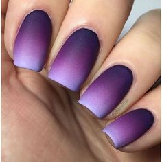 60 Pretty Matte Nail Designs ❤ liked on Polyvore featuring beauty products and nail care Nail Design, Nail Art, Nail Salon, Irvine, Newport Beach