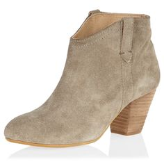 Grey suede western boots  #DorothyPerkins Goody Two Shoes, New Wardrobe, Suede Ankle Boots, Crazy Shoes, Western Boots, My Style, Grey, Clothes, Valentines