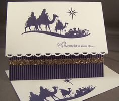 Come to Bethlehem by Robin Lee - Cards and Paper Crafts at Splitcoaststampers