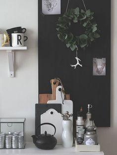 Gebruik je snijplanken als decoratie - My Simply Special