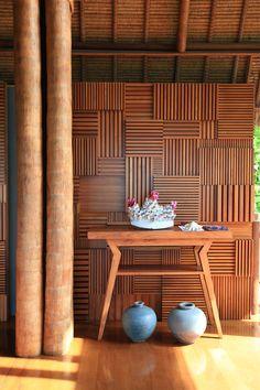 FOUR SEASONS RESORT KOH SAMUI , THAILAND: Designed by BENSLEY