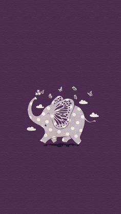 Wallpaper/Elefante