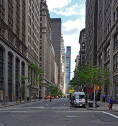 Madison Avenue - Manhattan Island, New York, NY