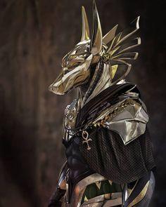 a few progress shots of anubis im doing Egypt Concept Art, Egyptian Mythology, Egyptian Goddess, Egypt Art, Mythical Creatures Art, Armor Concept, Fantasy Armor, Fantasy Character Design, Gods And Goddesses