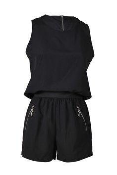 JUMPSUIT   RageSA Black Playsuit, Jumpsuit, Rompers, Clothes, Shoes, Dresses, Fashion, Overalls, Outfits