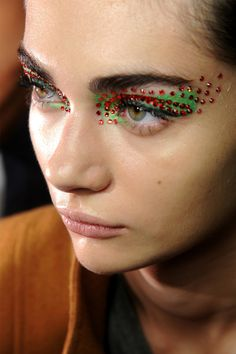 Christian Dior, 2014 - Holiday makeup. #holidaylook #beautydistrict