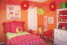 art for kids room art for teen girl room by AveQcollection Kids Room Art, Art For Kids, Teen Wall Art, Little Girl Rooms, Bird Art, Flower Art, Hot Pink, Wall Decor, Nursery
