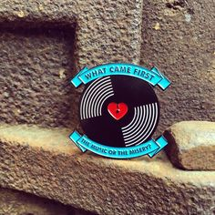 'High Fidelity' Pin