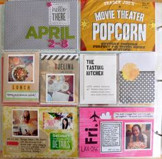 Love this PL layout by Amy Tangerine  :o)