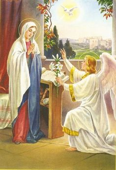 Veritas Lux Mea: Reflections of the Rosary - Part I (The Joyful Mysteries) Blessed Mother Mary, Blessed Virgin Mary, Christian Images, Christian Art, Rosary Mysteries, Immaculée Conception, Jesus In The Temple, Sainte Marie, Holy Rosary