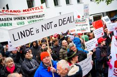 Neue Nachricht: Gasekonzern: Tausende Linde-Mitarbeiter protestieren gegen Fusion mit Praxair - http://ift.tt/2qjykYs #story