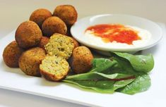 Lupin Falafel Balls. Very high in protein & fibre, quick to prepare and much…