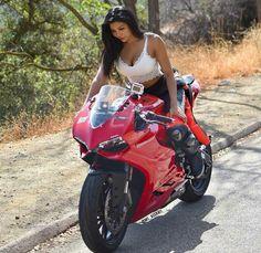 Bike n babes