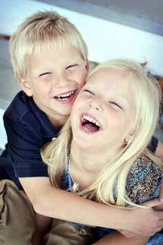 Daily Awww: Smiley happy kiddies (30 photos)