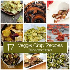 The Best Low Carb Paleo Veggie Chips | All Day I Dream About Food