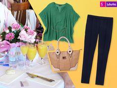 ¡Elige el outfit ideal para un desayuno con las amigas! Encuentra las mejores opciones para impresionar a todos sólo en Suburbia.