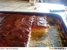 Výborné jahodové řezy Meatloaf, Cake, Sweet, Food, Candy, Meat Loaf, Food Cakes, Eten, Cakes