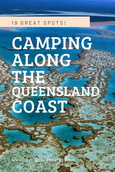 Camping your way along the Queensland coast, from Brisbane to Cairns, is a great way to really check out the state. Australia is so vast, that roadtripping it is the best way to see more. We've found 19 fantastic free and low cost camps along he way. #queensland #australia #camping #coast #roadtrip