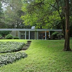 Boot House by Philip Johnson