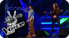 Macklemore - Can't hold us (Lukas) | The Voice Kids 2014 | Blind Auditio...