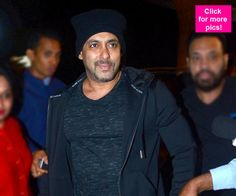 Salman Khan leaves for IIFA 2016 amidst raped woman comment controversy  view HQ pics!