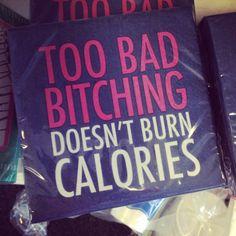 Too bad. Haha!!