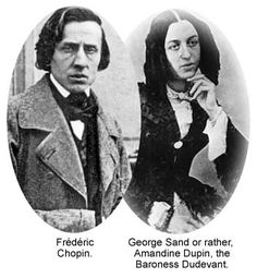 Chopin and George Sand